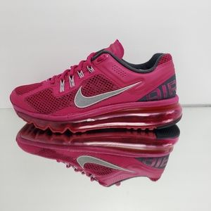 Wmns Air Max+ 2013 'Sport Fuchsia'   With a more f